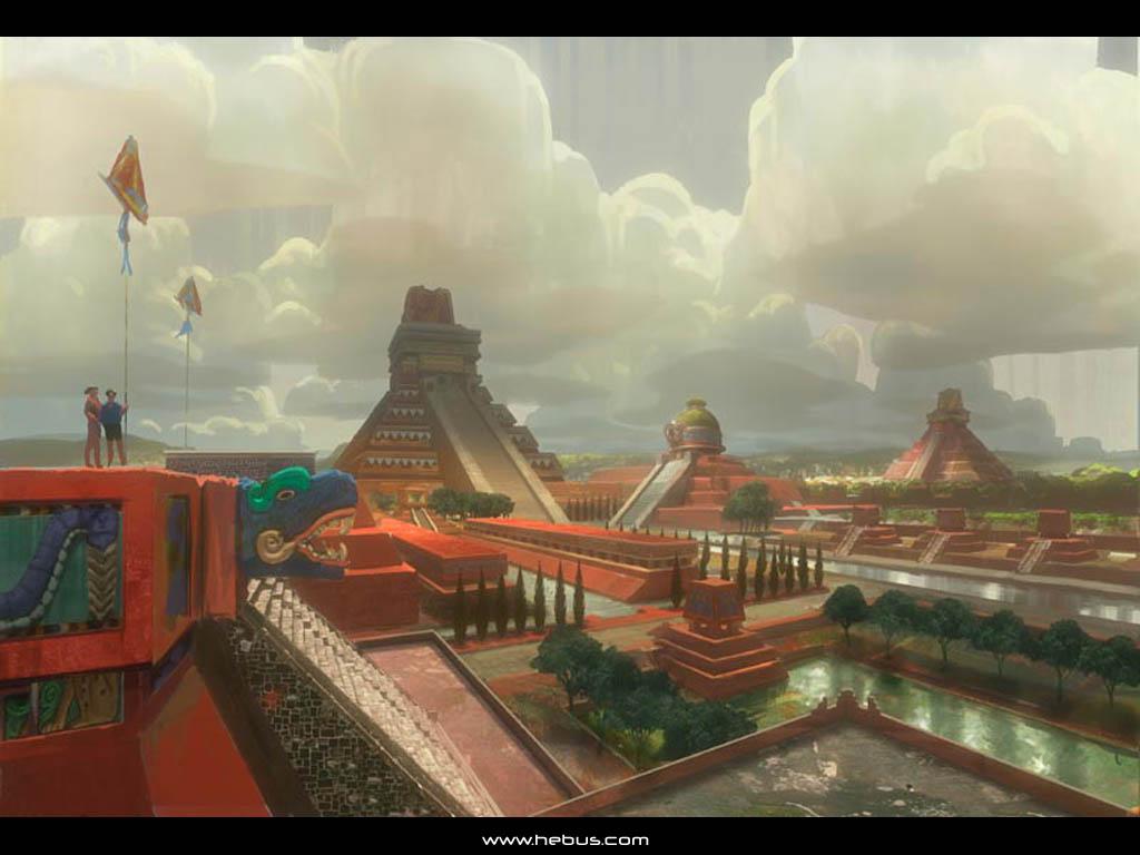 The road to el dorado (2000) - research portfolio.